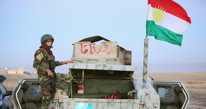 Peşmerge Musul-Erbil yolunu kapattı
