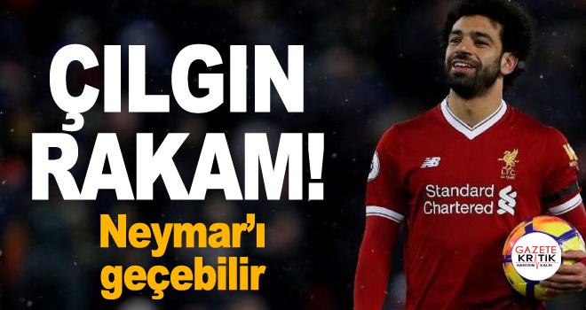 Mohamed Salah'a çılgın rakam! Avrupa'nın devleri peşinde