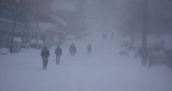 Hangi illerde bugün okullar tatil? İşte kar tatili verilen iller…