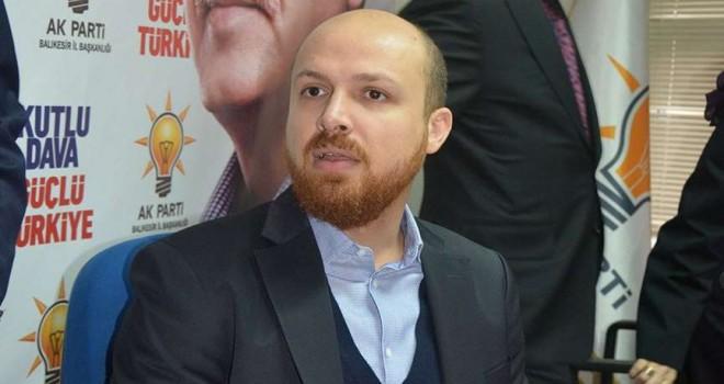 Bilal Erdoğan'dan Afrin açıklaması