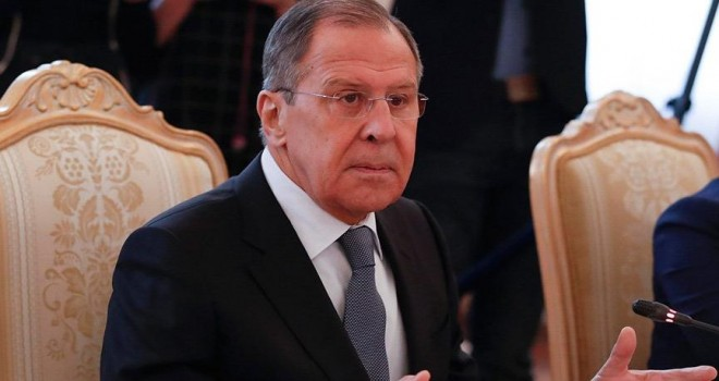 Lavrov'dan sert 'kimyasal' çıkışı: Tezgâh