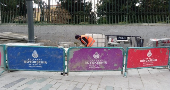 İstiklal Caddesi 2.5 ayda döküldü