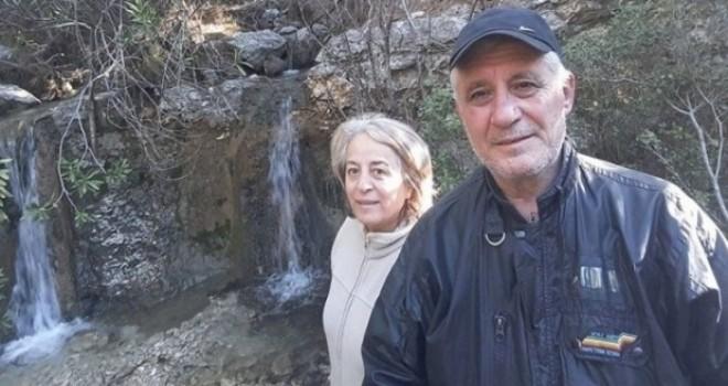 Antalya'da öldürülen çevreci çiftin davası başladı; sanığın ömür boyu hapsi isteniyor!