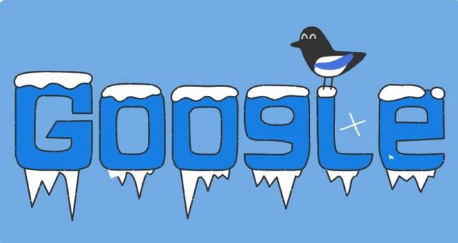 Kış olimpiyatları başlıyor! 2018 Kış Olimpiyatları Doodle oldu… İşte Google'ın Kış Oyunları sürprizi