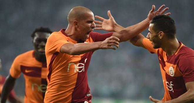 Galatasaray'da Belhanda, Feghouli ve Ndiaye krizi