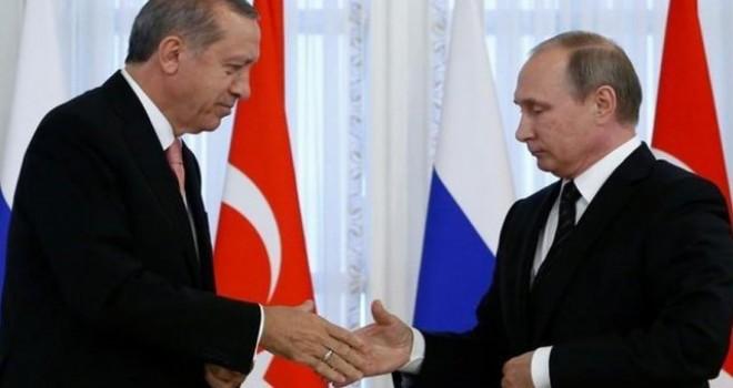 Erdoğan Moskova'ya gidiyor!