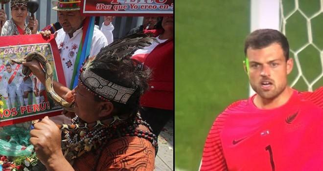 Büyüler, havai fişekler, jetler, lazer… Peru Dünya Kupası biletini aldı ama nasıl aldı?