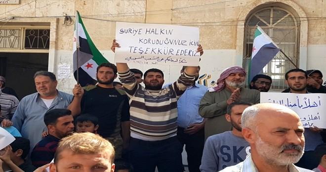 Türk askeri İdlib'de: Fatih'in torunları hoşgeldiniz!