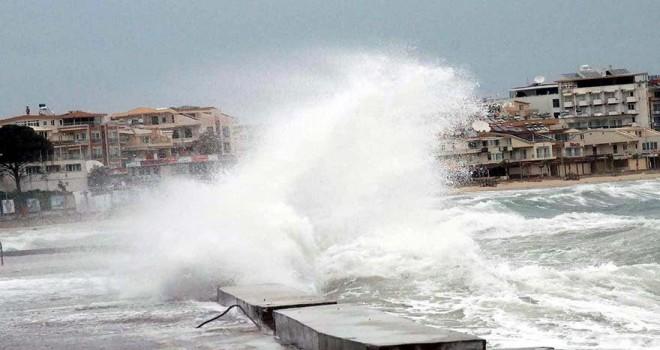 Meteoroloji denizcileri uyardı