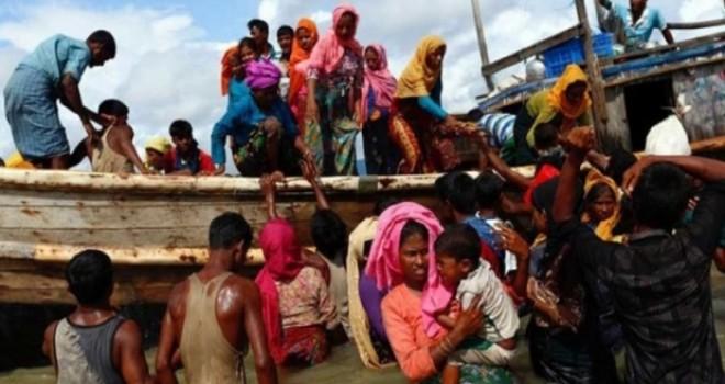 BM: Bangladeş'e sığınan Arakanlıların sayısı 370 bine ulaştı