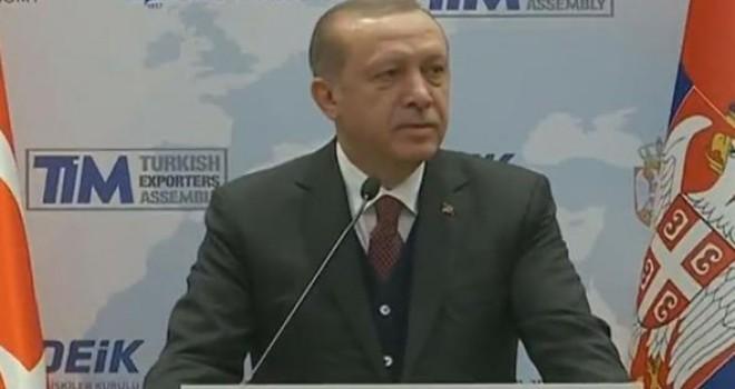 Erdoğan, Kanal İstanbul için ilk kez tarih verdi