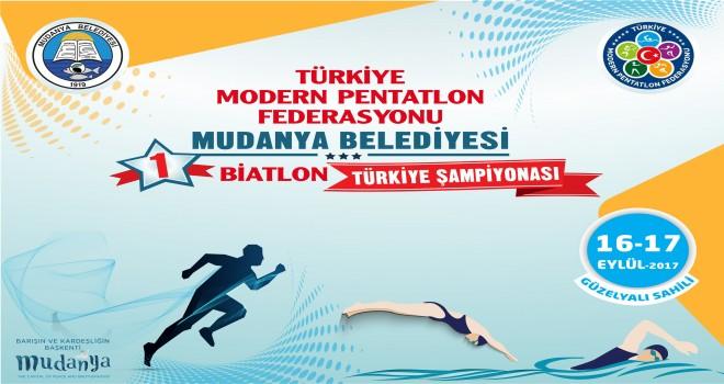 1. Biatlon Türkiye Şampiyonası