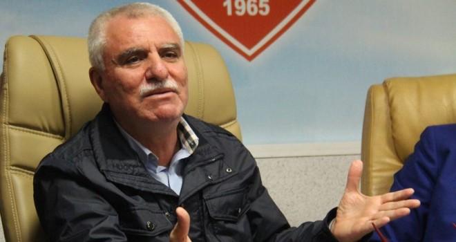 Samsunspor Başkanı İsmail Erkurt Tutu: Her gün 75 bin TL bulanı sırtımda taşıyacağım
