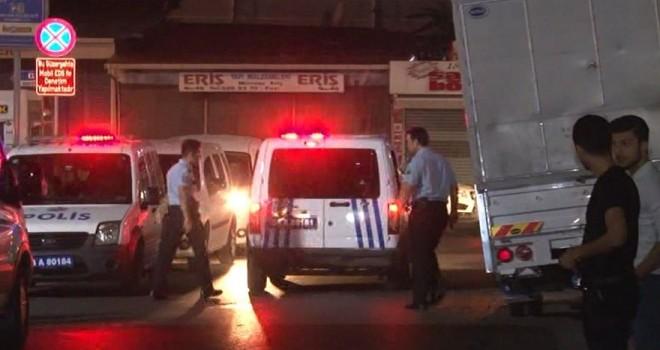 Madde bağımlısı metroda dehşet saçtı: Yaralılar var