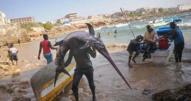 İmzalar atıldı: Türk balıkçıları Somali'de avlanabilecek