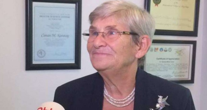 Prof. Dr. Canan Karatay'a tepki: O tuzu hayvanlar yer, Canan Hanım