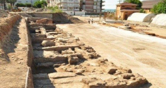 Myleria antik kenti üzerindeki AVM'ye mahkeme onayı!
