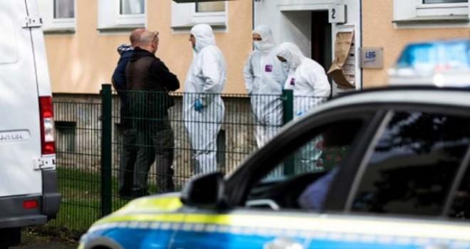 Almanya'da Türk anne ve oğlu öldürüldü
