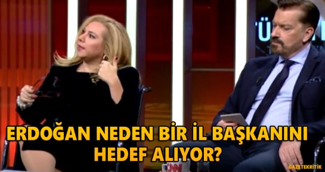 Aydemir: Erdoğan neden bir il başkanını hedef alıyor?