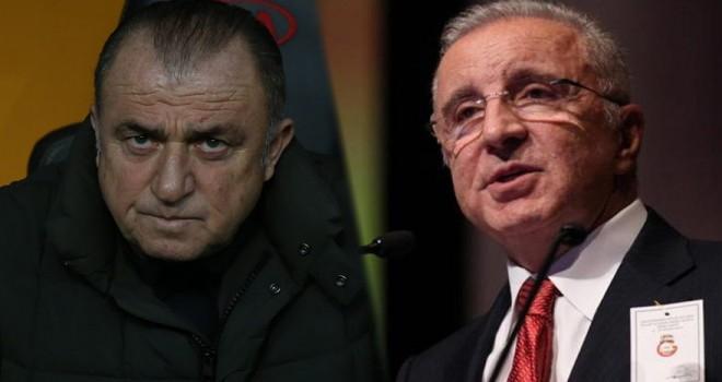 Galatasaray'ın eski başkanı Ünal Aysal'dan Fatih Terim ve Dursun Özbek açıklaması