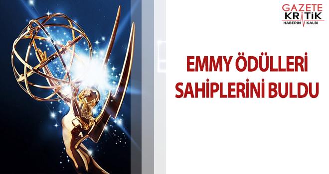 69. Emmy Ödülleri sahiplerini buldu, işte kazananlar