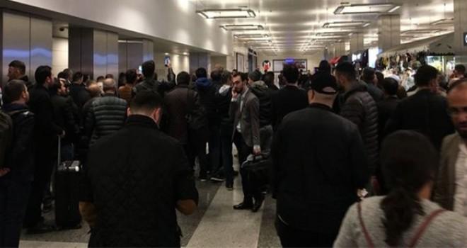 Atatürk Havalimanı metrosunda şüpheli çanta alarmı
