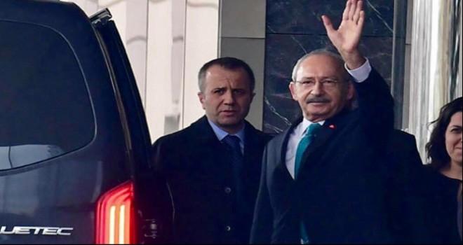 CHP lideri taburcu oldu... Salı günü kürsüde olacak