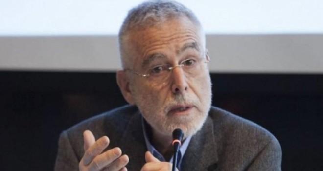 Prof. Baskın Oran'dan Erdoğan'a 1 liralık hakaret davası ve suç duyurusu