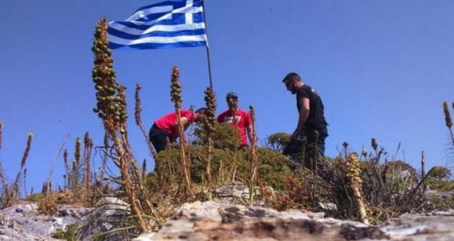 Bayrak krizinde Yunanistan'dan ilk açıklama