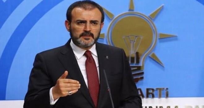 AK Parti Sözcüsü Mahir Ünal: Müftülere nikah yetkisinin geri çekilmesi söz konusu değil