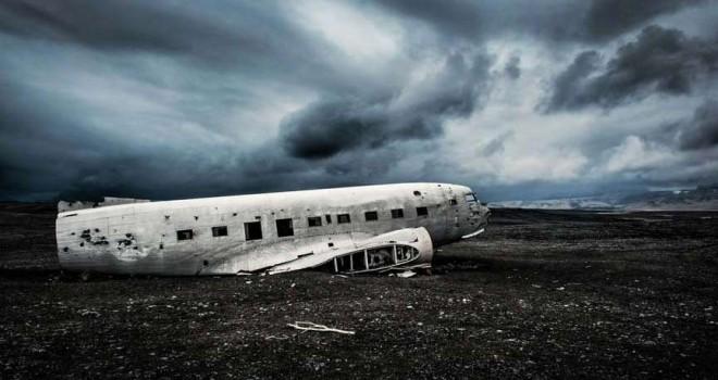22 uçak kazasında 2 kişi kurtuldu