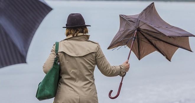 20 Ocak Hava Durumu: Meteoroloji bu kez rüzgar için uyardı! Dikkat! Bazı İDO seferleri iptal