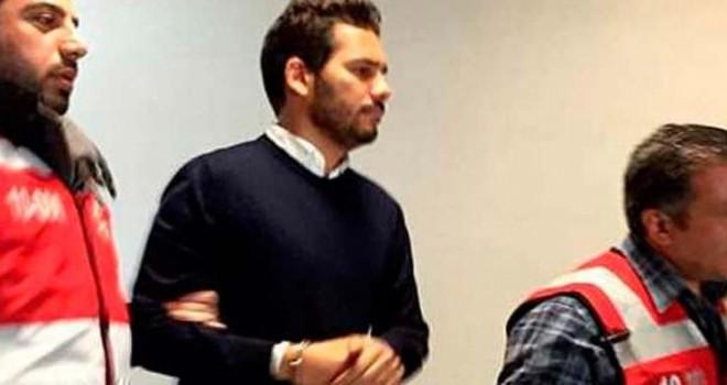 Sinan Çetin'in oğlu Rüzgar Çetin'İn 1 yıl 8 ay hapsi isteniyor