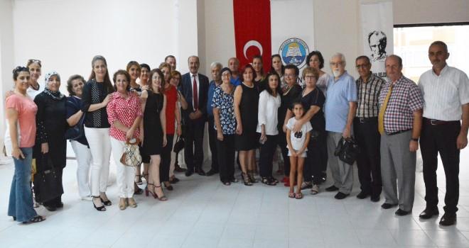 Başkan TÜRKYILMAZ'dan Hobi Sanat Atolyesi'ne Tam Not