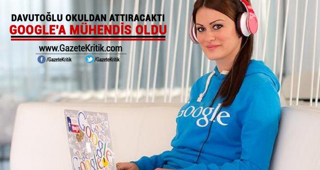 Davutoğlu okuldan attıracaktı, Google'a mühendis oldu