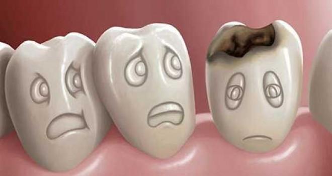 Çürük dişlerin yenilenmesini sağlıyor !