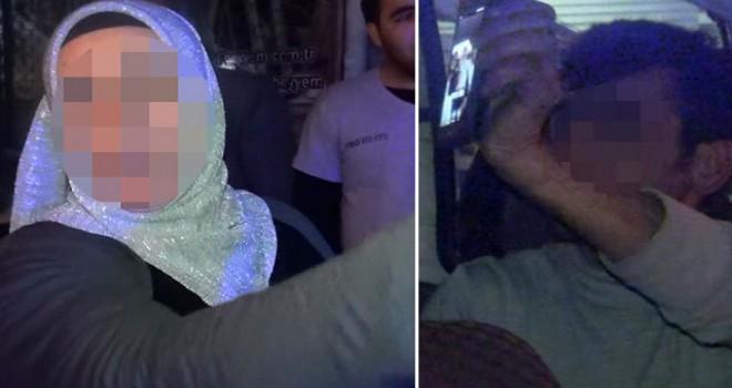 Sultangazi'de bıçaklı sadırı ve taciz iddiası