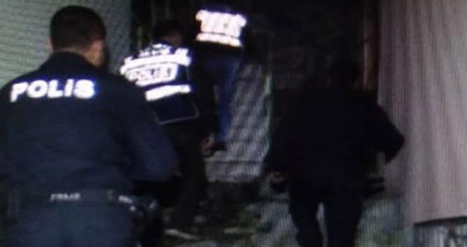 İstatistikleri düşüren hırsızlık operasyonunda 15 tutuklama