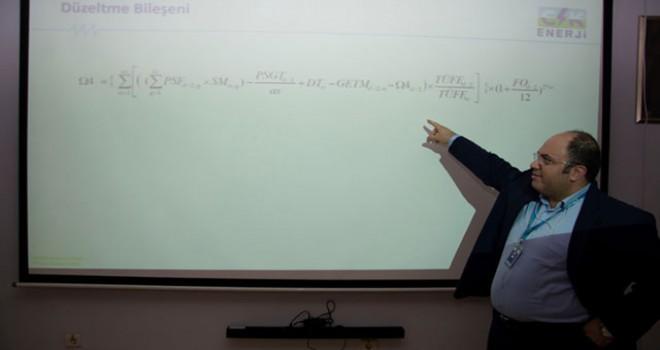 CK Enerji'den İTÜ'lü öğrencilere eğitim
