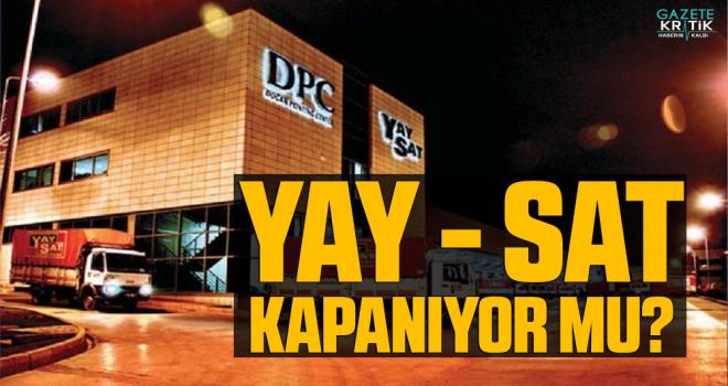 'Türkiye'nin en büyük medya dağıtım şirketi Yaysat kapatılıyor' iddiası