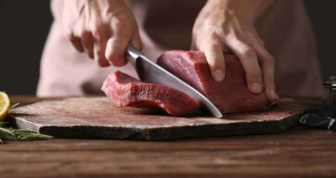 Eskişehir'de kırmızı et fiyatı 2 lira zamlandı