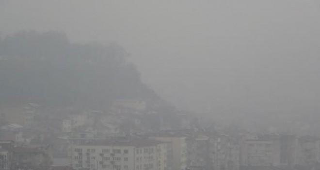 Bursa sis altında kaldı; deniz otobüsü seferleri iptal oldu