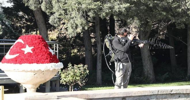 Anıtkabir'de İhasavar