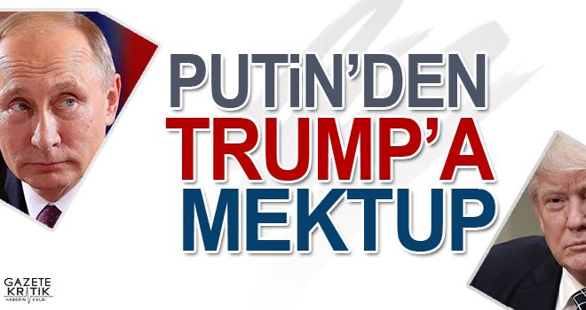 Putin'den Trump'a mektup