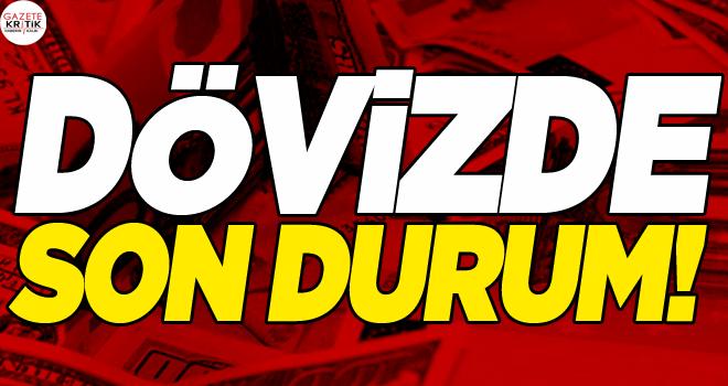 Dolar 5.28, euro 6.06 ve sterlin 6.70 lirada