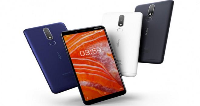 Nokia 3.1 Plus Türkiye'de! İşte fiyatı