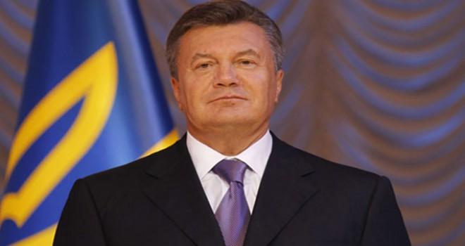 Ukrayna'da devrik lider Yanukoviç'e 'vatana ihanet'ten 13 yıl hapis