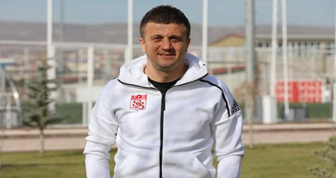 Demir Grup Sivasspor, Hakan Keleş'i açıkladı