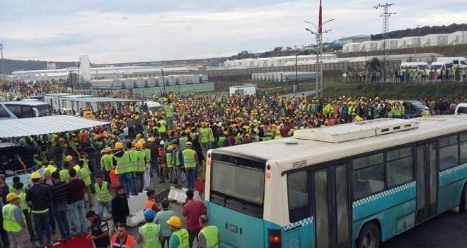 3'üncü Havalimanı İşçileri yalnız değildir!