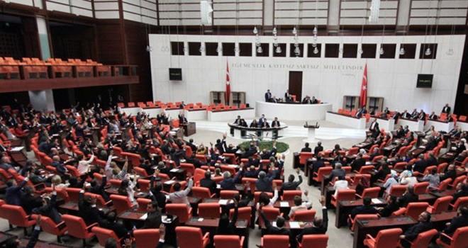 Meclis'te tacize soruşturma